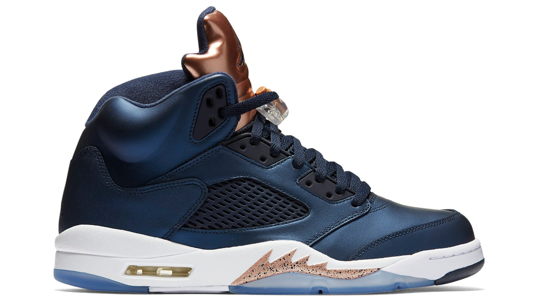a86b60f61fd Air Jordan 5 Retro Bronze Sole Sollector Definitive Colorway Guide