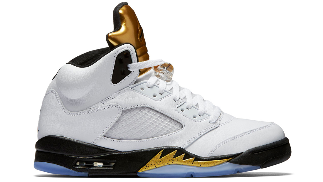 Air Jordan 5 Guide Qui Signifie Colorways