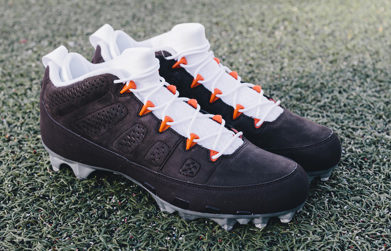 Air Jordan 9 Corey Coleman Cleats
