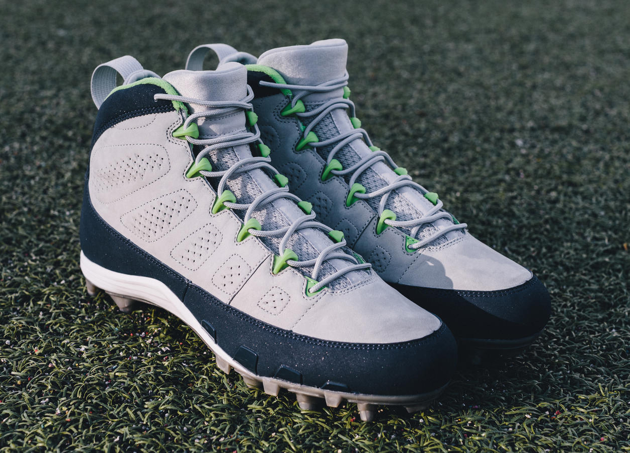Air Jordan 9 Earl Thomas Cleats