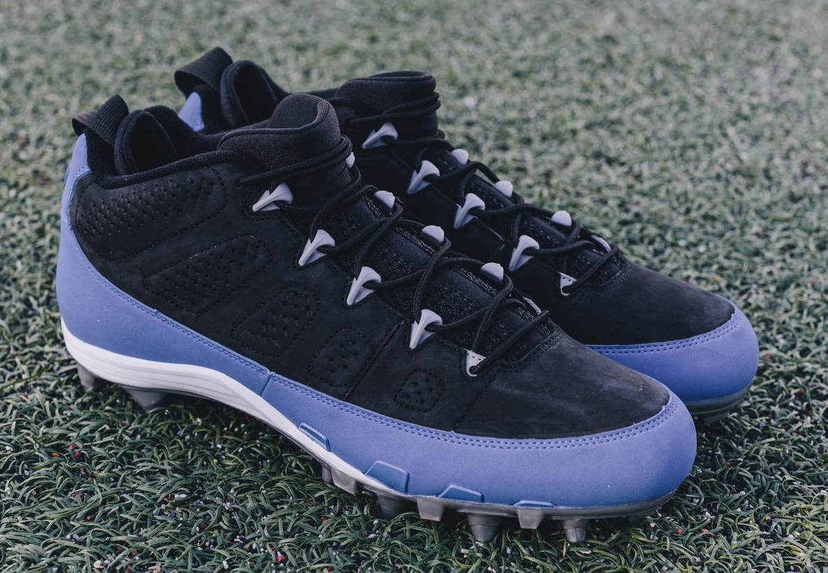 Air Jordan 9 Golden Tate Cleats