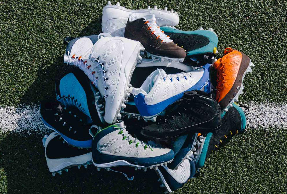 Air Jordan Football Cleats