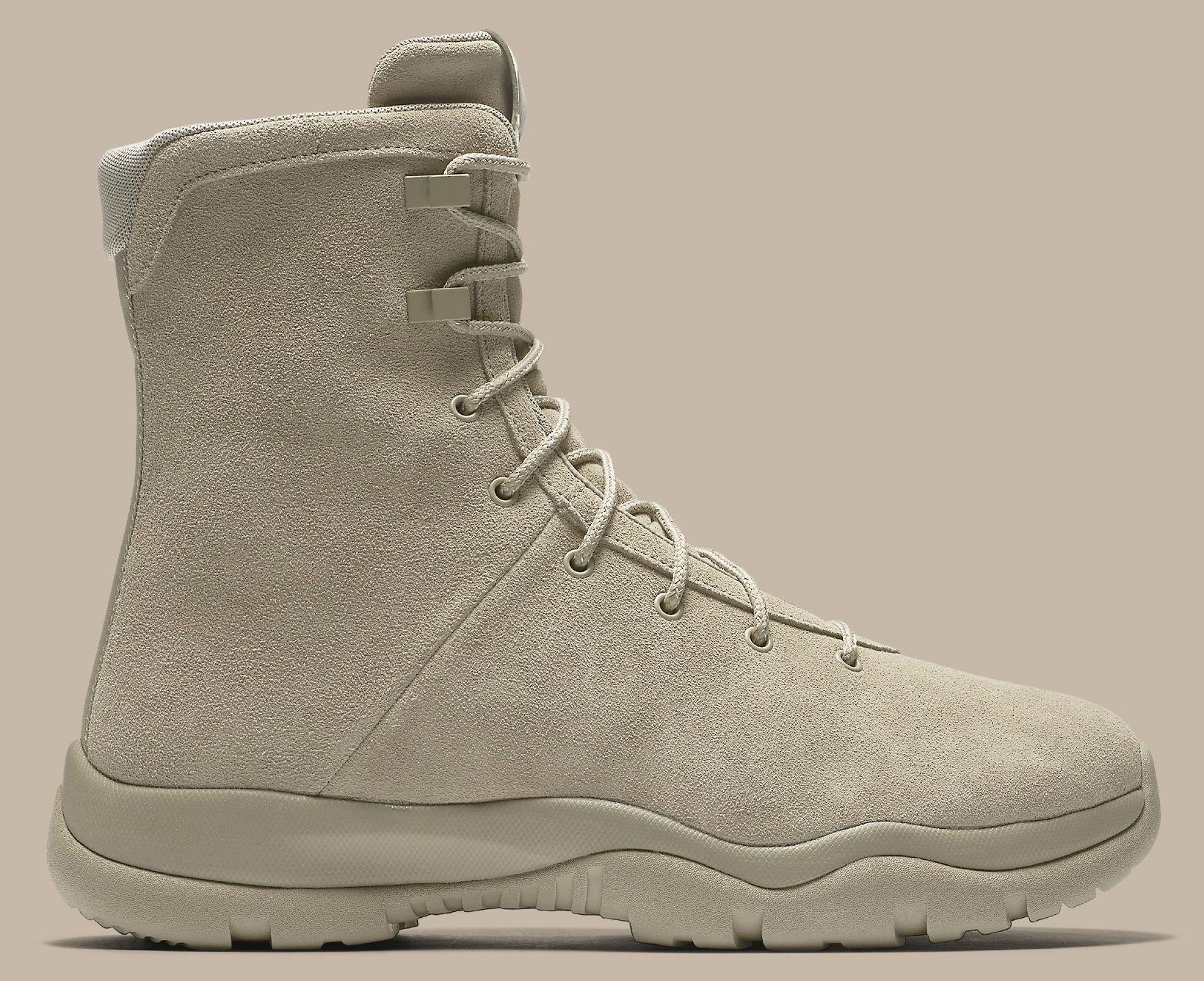 0e6eaf88d8d4 Air Jordan Future Boot Khaki Side 878222-205