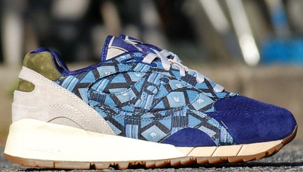 Bodega x Saucony Shadow 6000 Blue/Grey