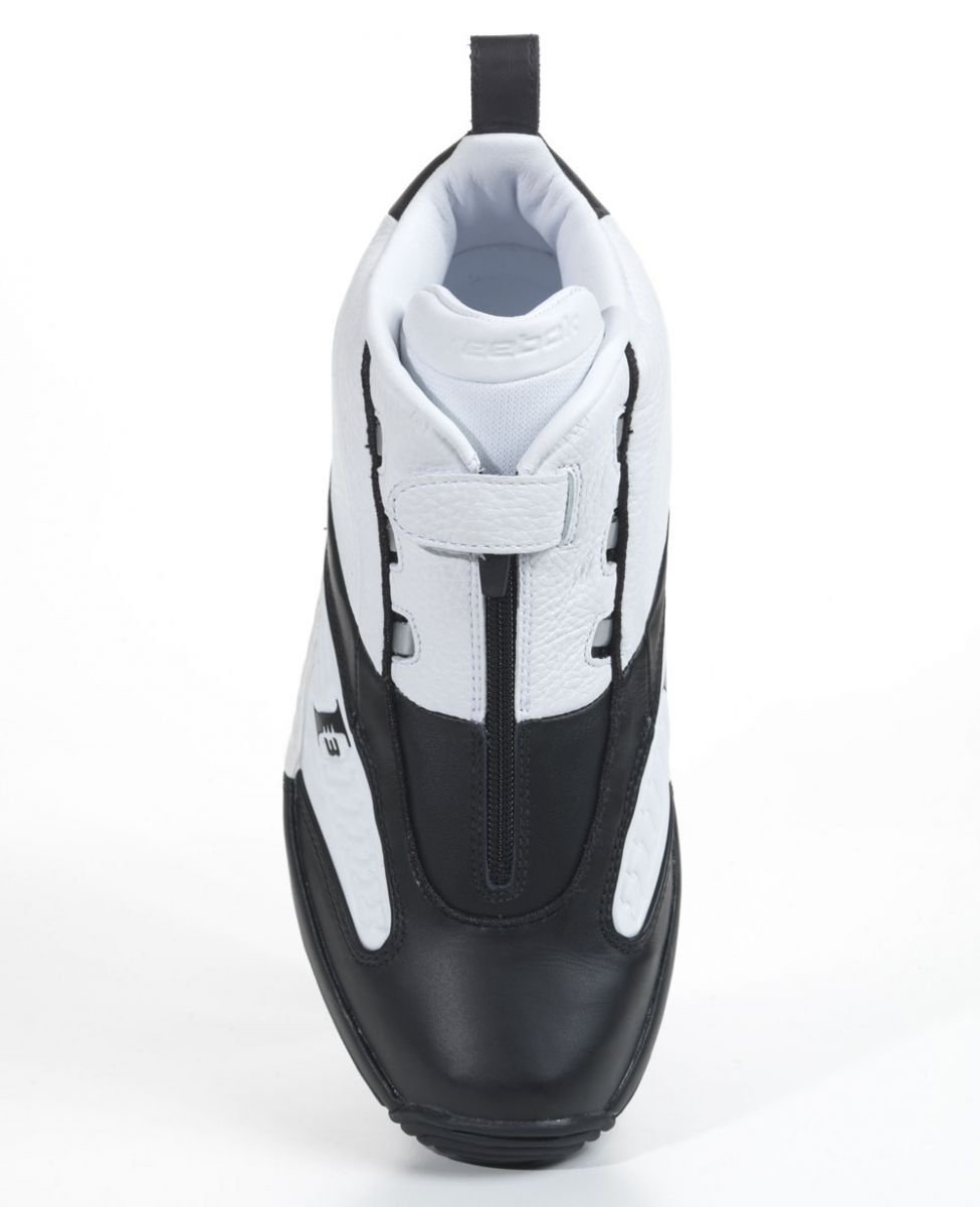 Reebok Answer IV 2012 White Black (5)