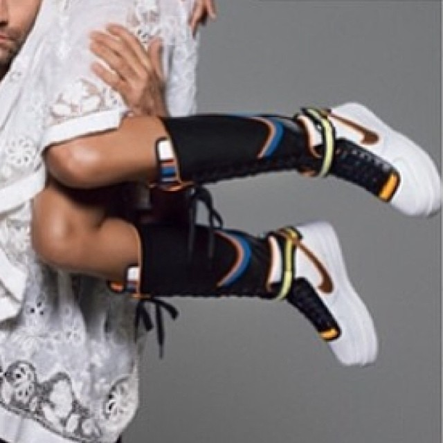 Riccardo Tisci x Nike RT Air Force 1 AF1 Boots (2)