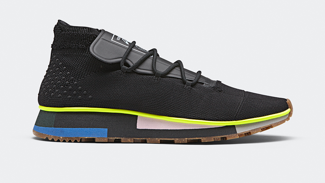 Alexander Wang x adidas Run Mid