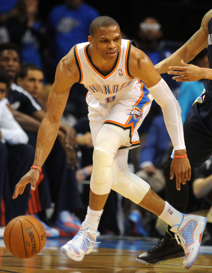 Russell Westbrook Air Jordan XX9 PE OKC Home (4)