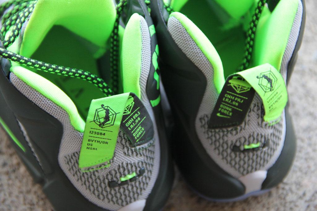 Nike LeBron XII 12 Dunkman (5) 042f97c12