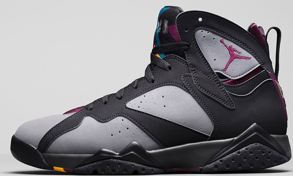 4d0e87953632 Air Jordan 7  The Definitive Guide To Colorways