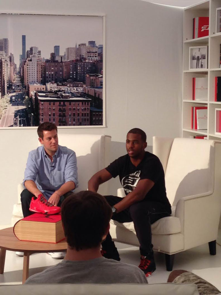 Chris Paul Jordan CP3.VIII 8 Launch Event (1)