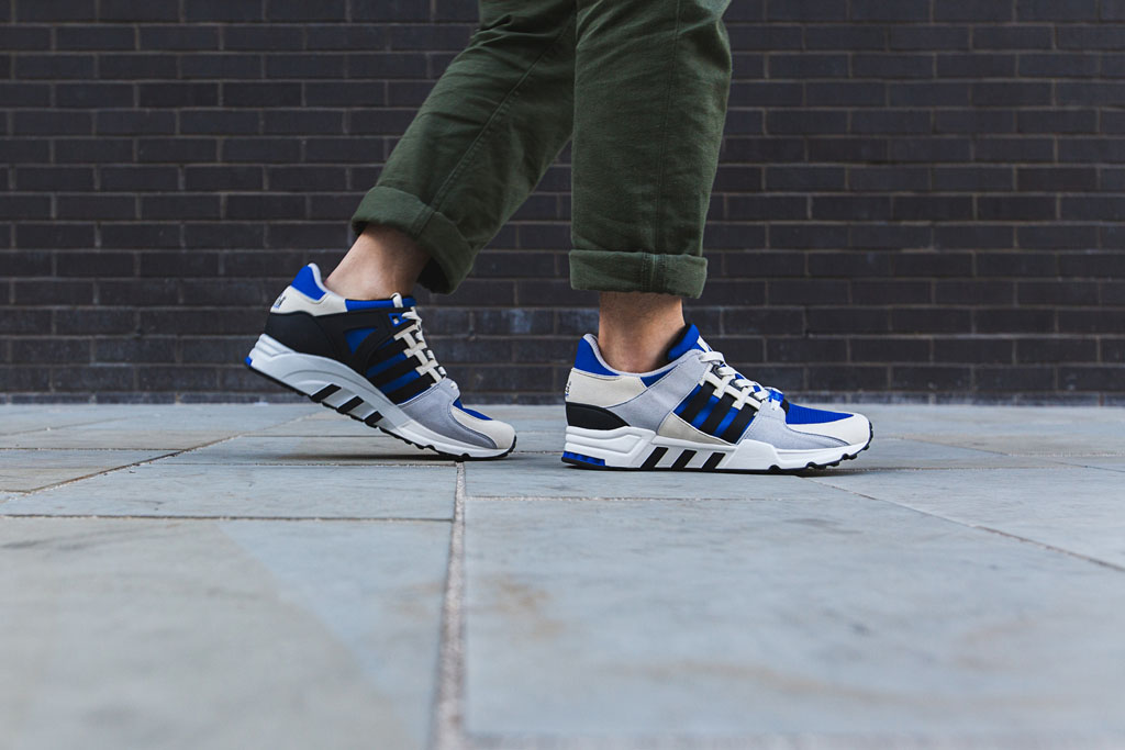 Adidas Eqt Running Support 93 Og Royal Black