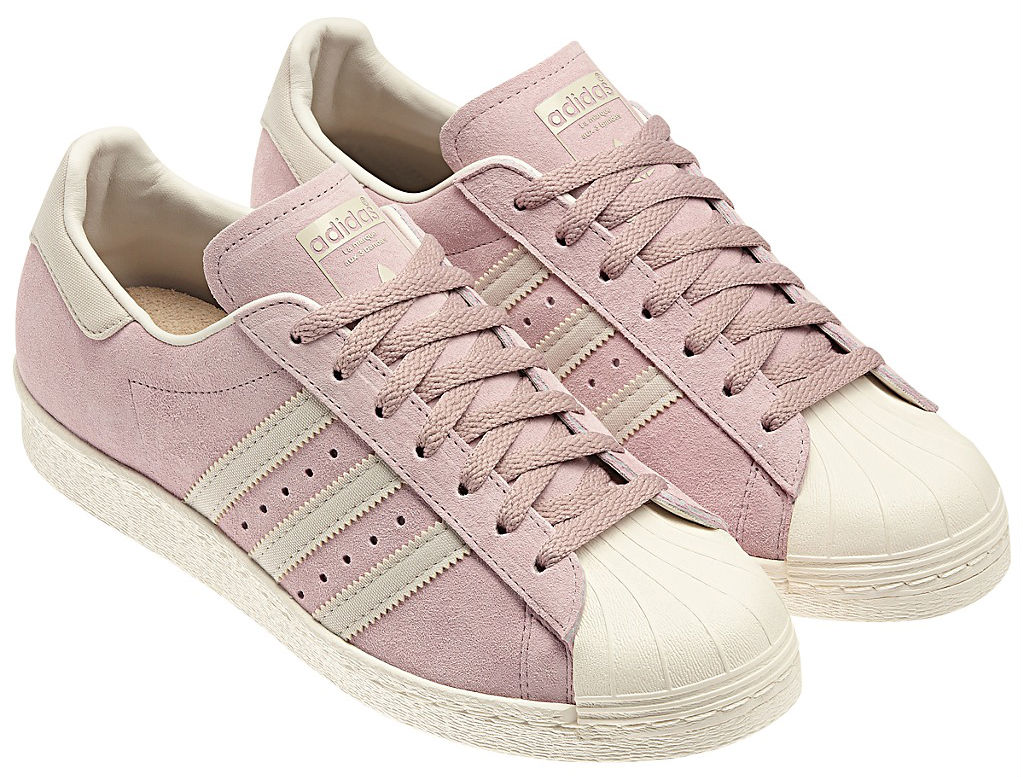 adidas superstar rose violet