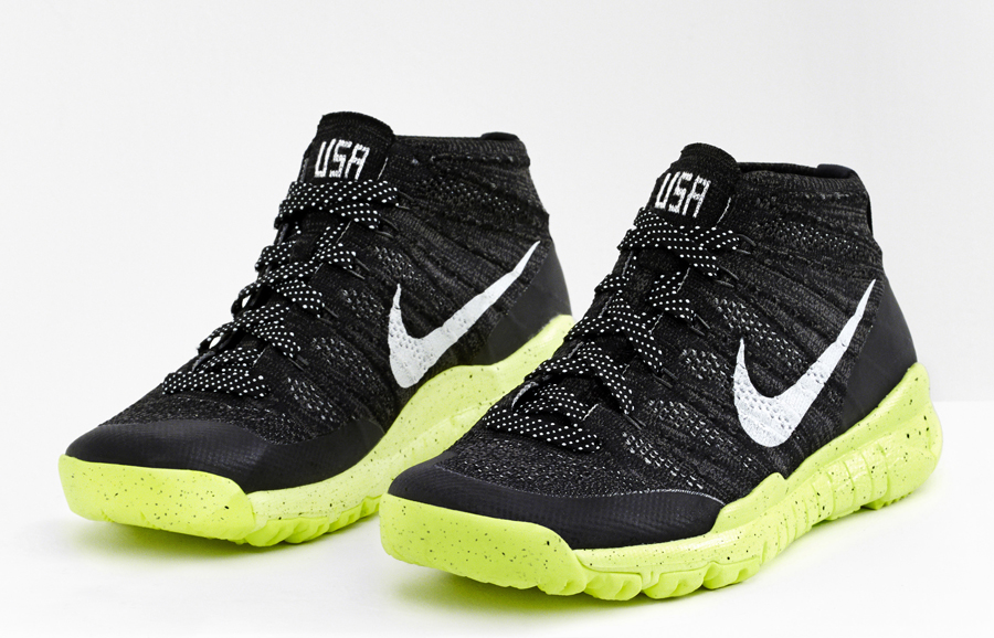 At Winter For Flyknit 2014 Fsb Trainer Usa Medal Chukka Stand Nike I9DYEHW2
