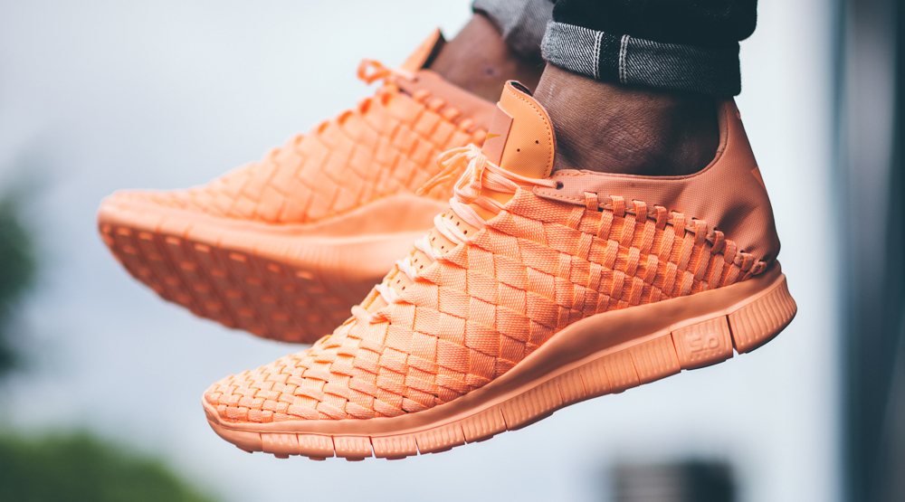 Nike Free Inneva Woven Tech SP On-Feet
