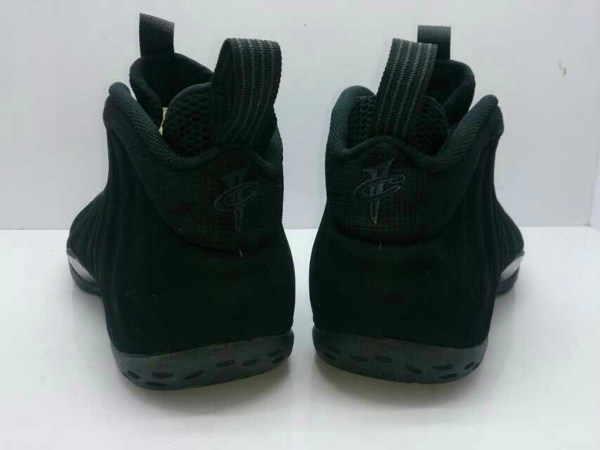 Nike Air Foamposite One Black Suede (8)