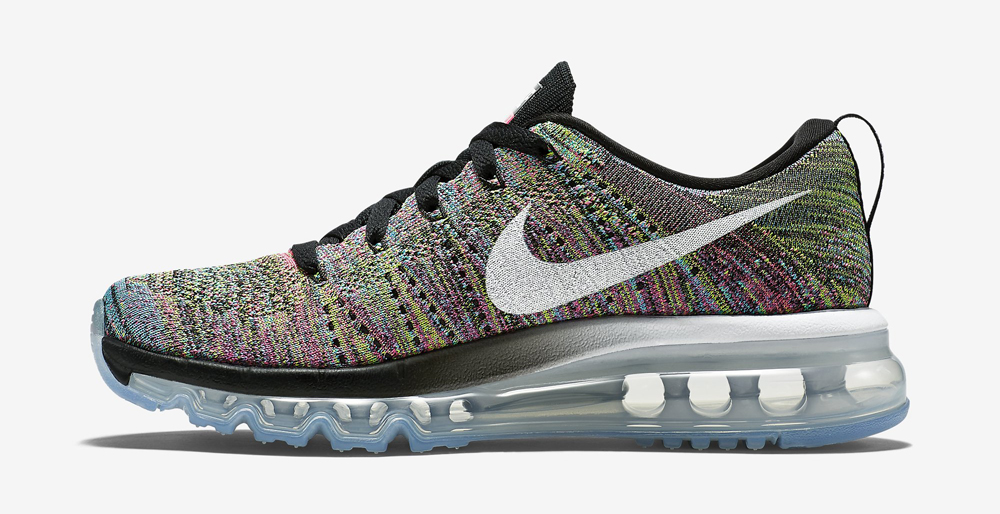 c8cb4fa85cb60 Nike Is Finally Releasing  Multicolor  Flyknit Air Maxes