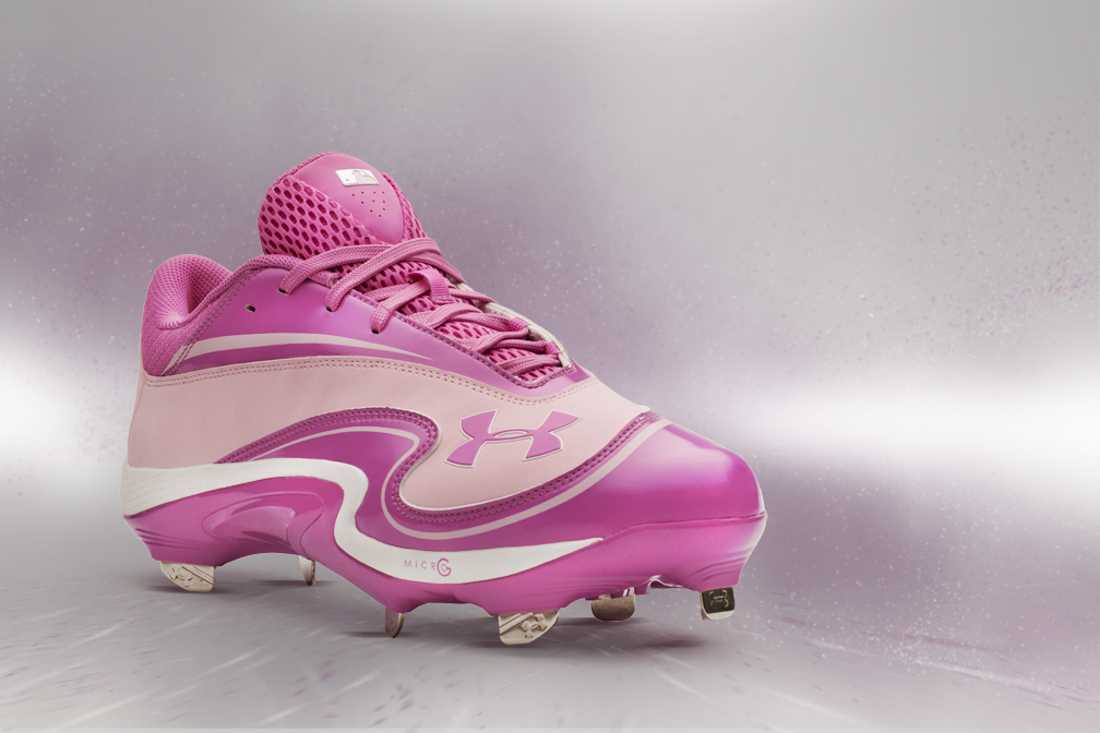 19edabc14458 Look for these Mother's Day cleats this weekend on the feet of players like  Bryce Harper and Buster Posey, and of course, don't forget to do something  nice ...