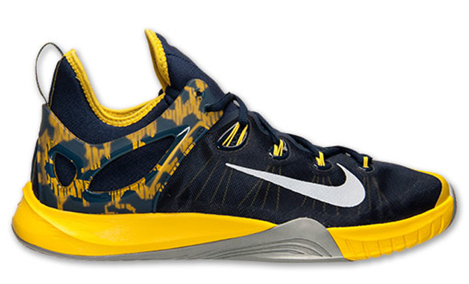 another paul george pair of the nike zoom hyperrev 2015