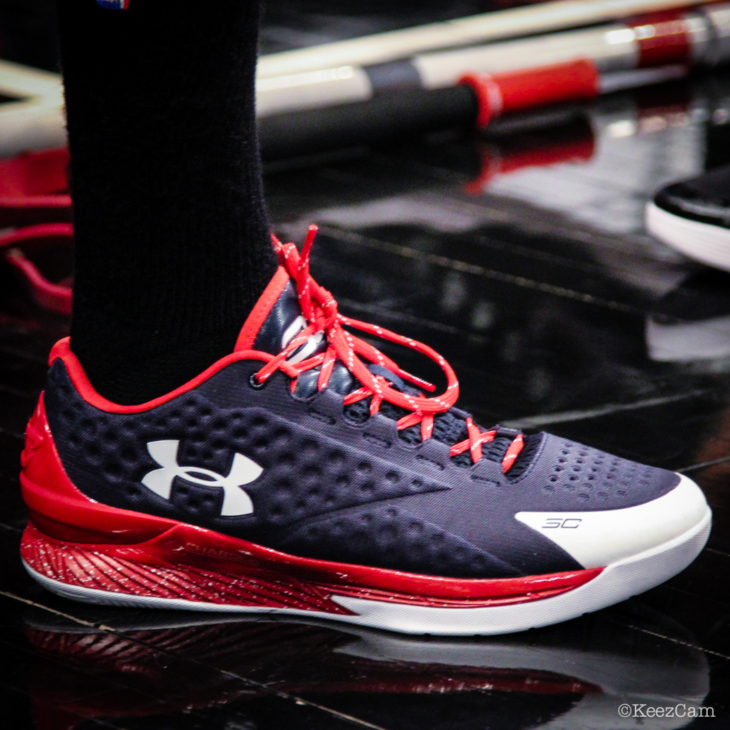 The Under Armour Curry One May Be Even Better In A Low Top