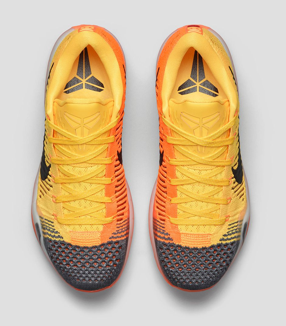 new product d30a0 2b54e These Flyknit Nike Kobe 10s Are Inspired by Kobe s High School Rivals