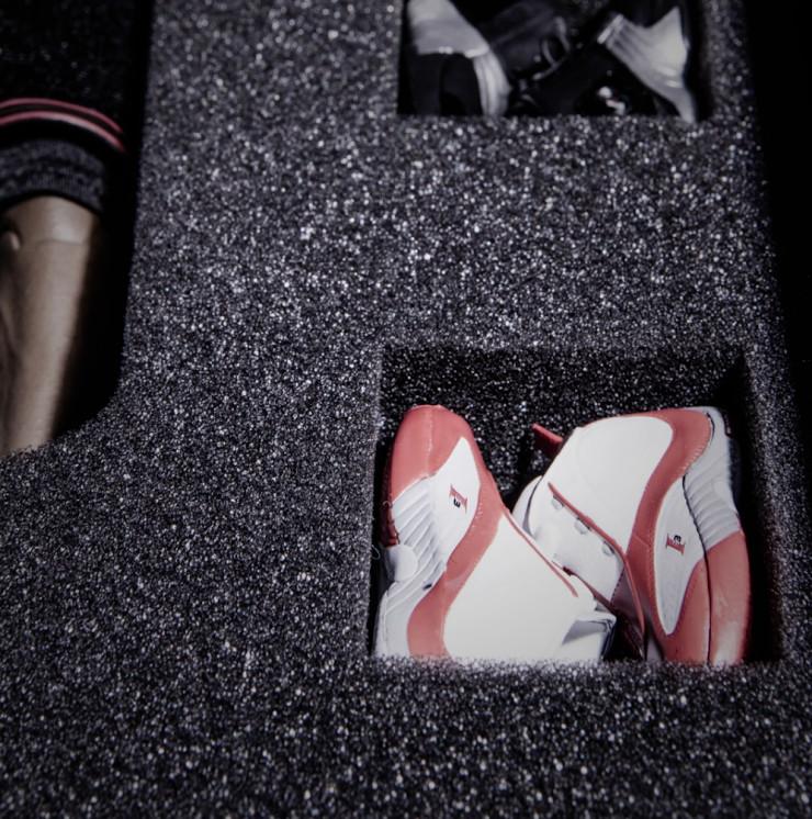 Allen Iverson Enterbay Sneakers