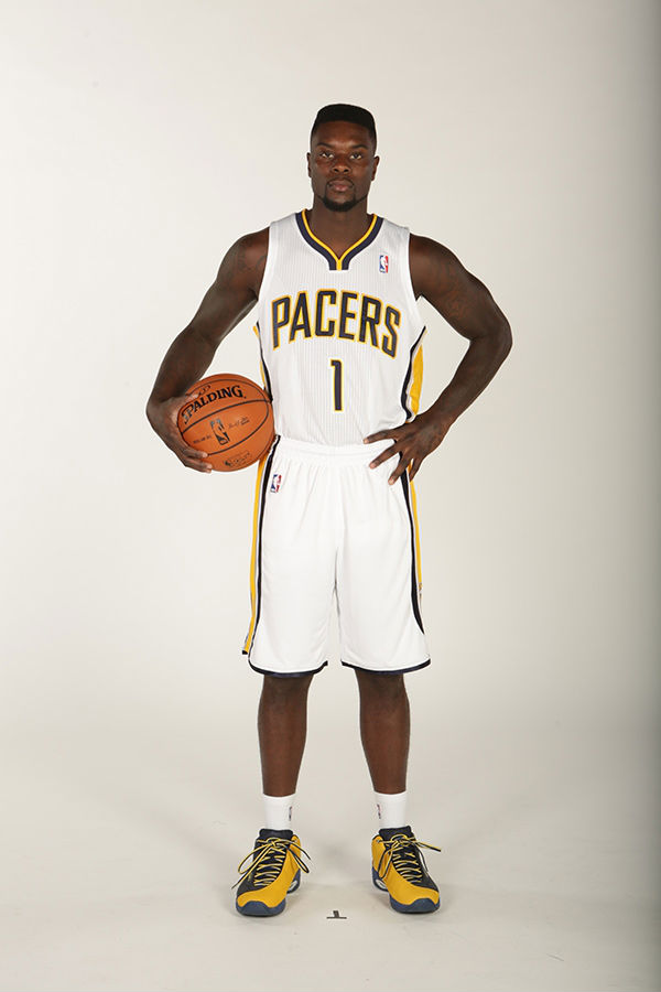 Lance Stephenson wearing AND1 Tai Chi PE