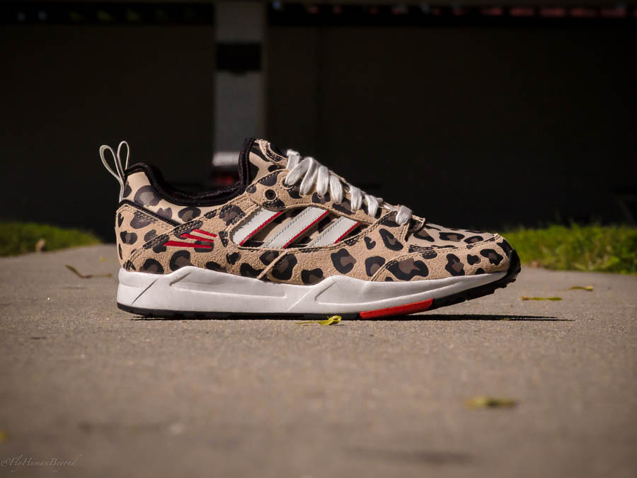 adidas zx flux leopardo aliexpress