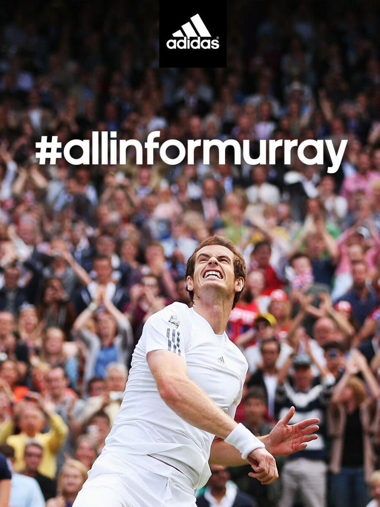 adidas All In For Murray