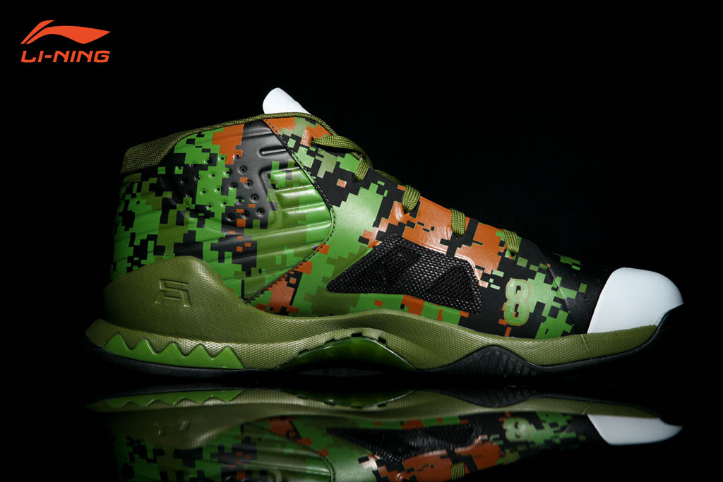 Li-Ning Yu Shuai VII - Jose Calderon Canadian Forces Player Exclusive (4)