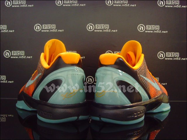 Nike Zoom Kobe VI Orange County 448693-800