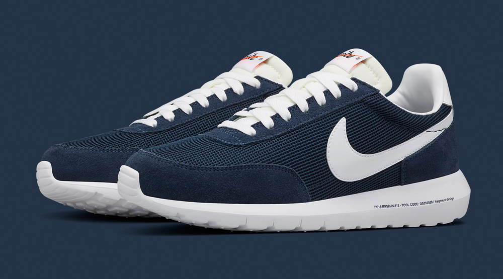 66a3108627f6 Fragment Redesigns the Nike Roshe (Again)
