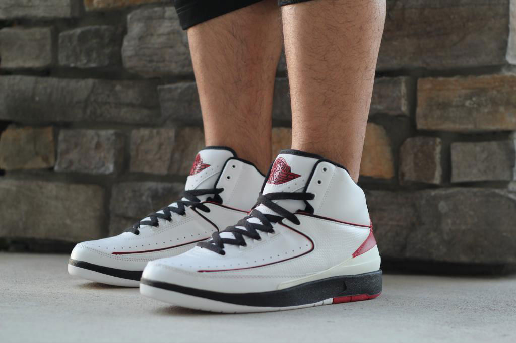 Spotlight // Forum Staff Weekly WDYWT? - 9.21.13 - Air Jordan II 2 Retro '04 by MJO23DAN