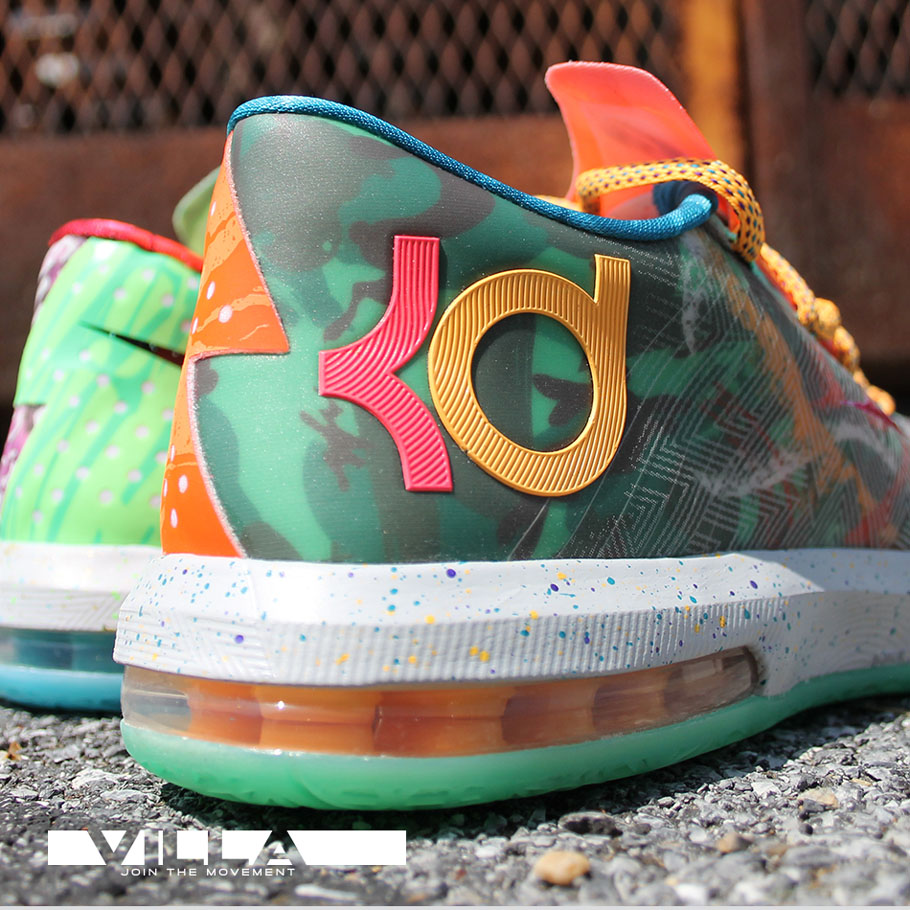 What The Nike KD VI 6 (3)