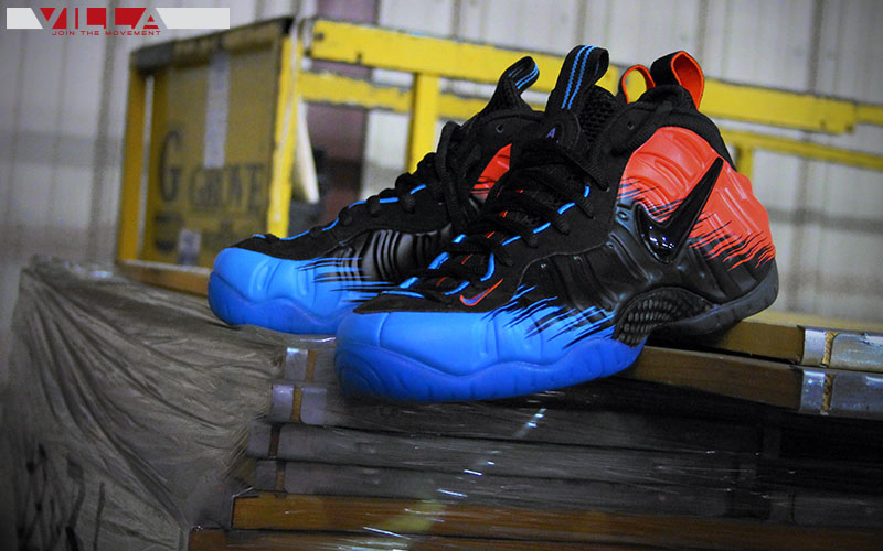 Nike Air Foamposite Pro Spider-Man (1)