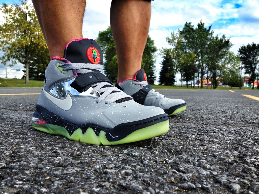 Spotlight // Forum Staff Weekly WDYWT? - 9.7.13 - Nike Air Force Max 2013 Area 72 by Shooter