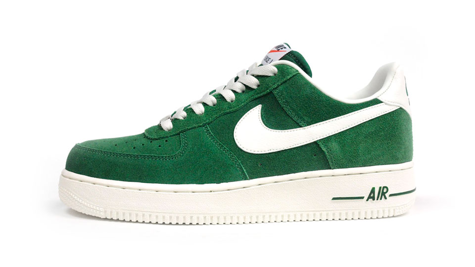 Air Force 1 Shoes Green
