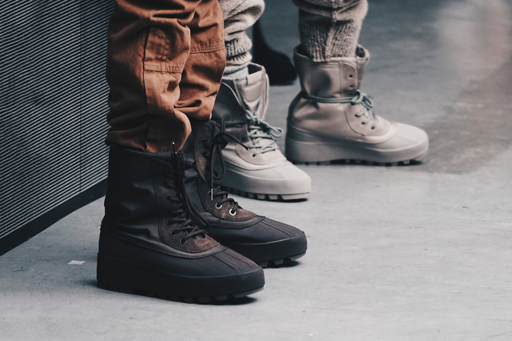 09f8c8b216a60 The Four Fall Colorways of Kanye West s adidas Yeezy 950 Boot