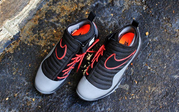 superior quality 4fc45 65894 Nike Air Max Shake Evolve - Black Dark Grey-Varsity Red