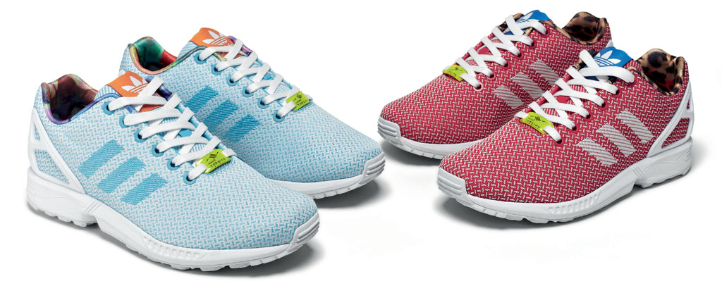 adidas ZX Flux Women's Weave Pack (2)