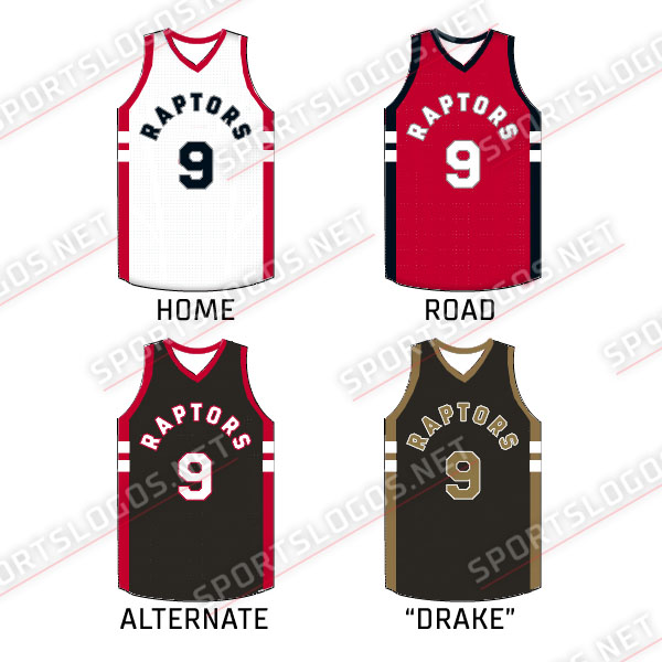 2e7e92fe389047 10 Sneakers the Toronto Raptors Should Wear with Drake Alternate ...