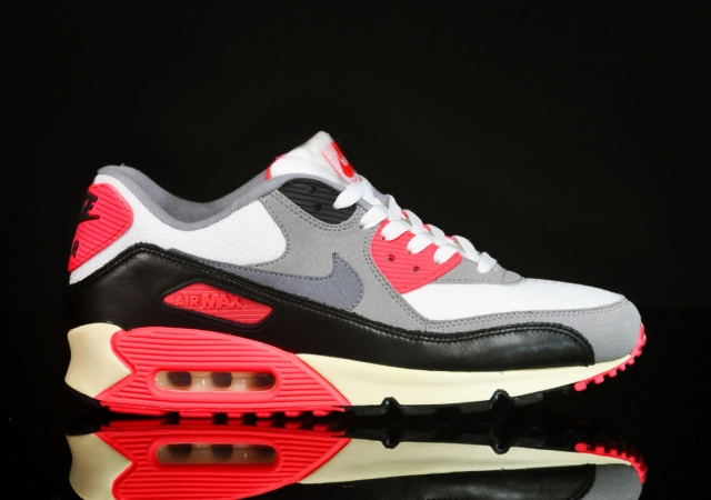 san francisco 19bd8 fcb4f ... nike air max 90 infrared ...