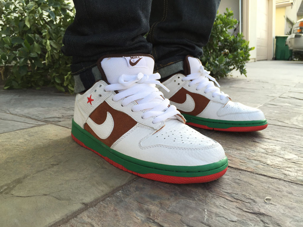 newest a7bfc 5a245 illestMF in the  Cali  Nike Dunk Low SB