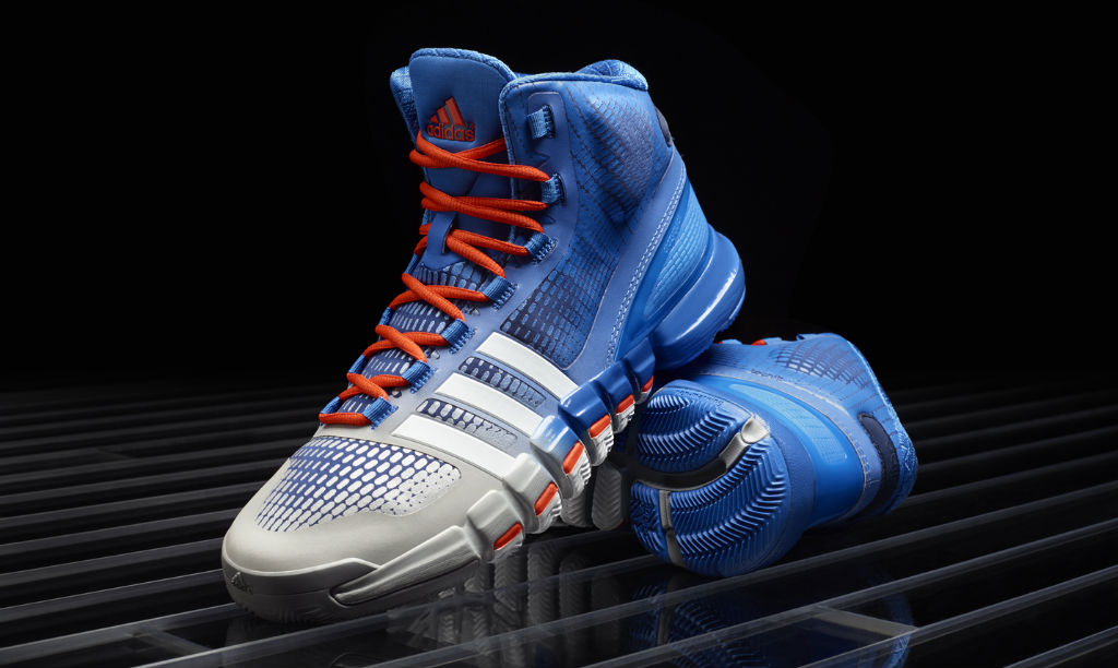 adidas Crazyquick Blue Silver Orange G66421 (1)