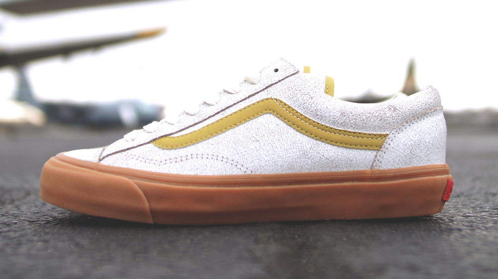 23a83a120076 Vans Flies High with Sole Classics Collab