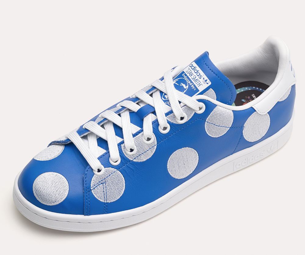 d893a071 Pharrell Polka Dots the adidas Stan Smith | Sole Collector