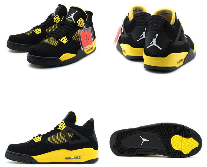 2222efce0c4 Air Jordan IV 4 Thunder 308497-008 (2)