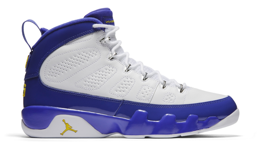 Air Jordan 9 Retro Kobe Sole Collector Release Date Roundup