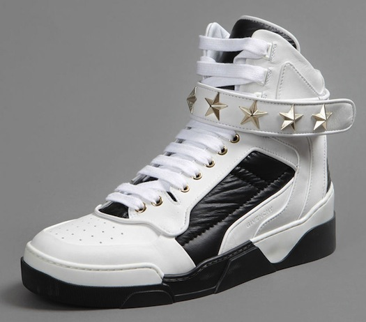 Givenchy Star Studded Sneakers | Sole Collector