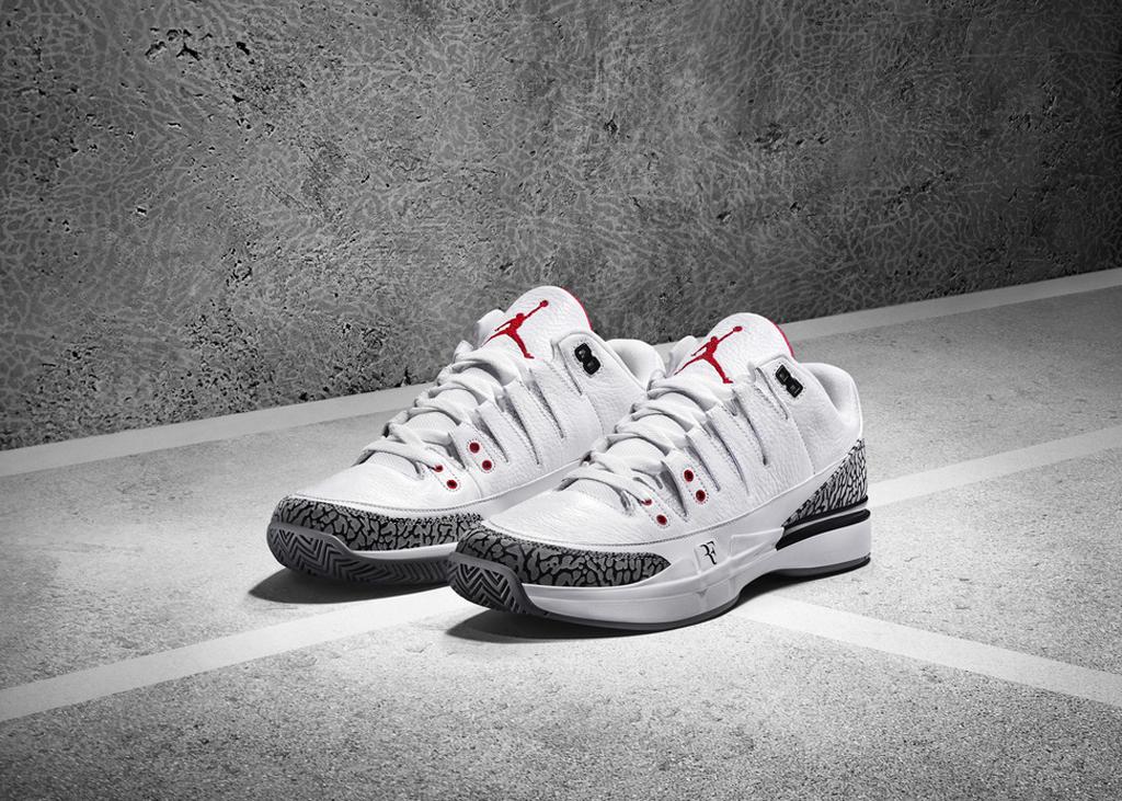 daa7dc864528 Nike Officially Unveils The NikeCourt Zoom Vapor  Air Jordan 3 ...